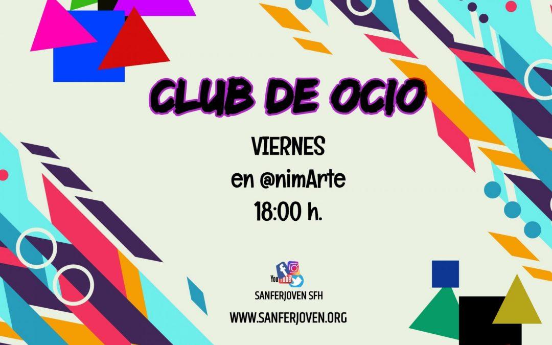 CLUB DE OCIO @NIMARTE