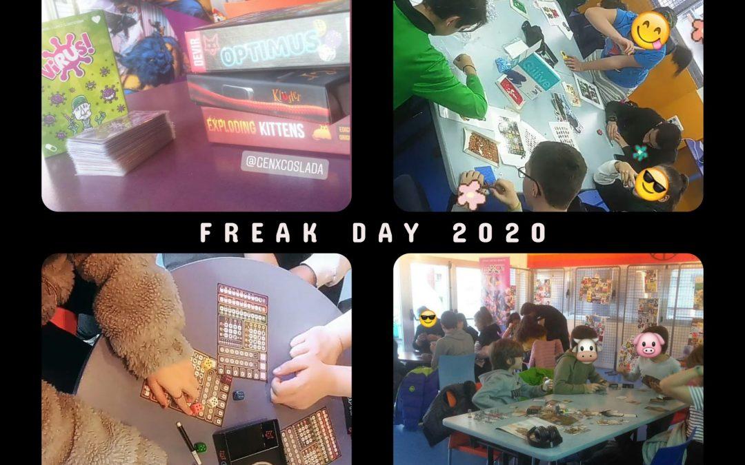 FREAK DAY 2020