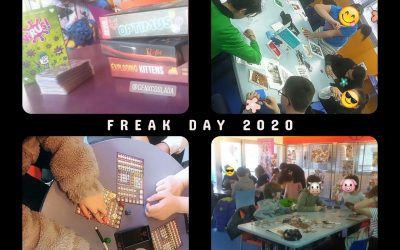 FREAK DAY 2020