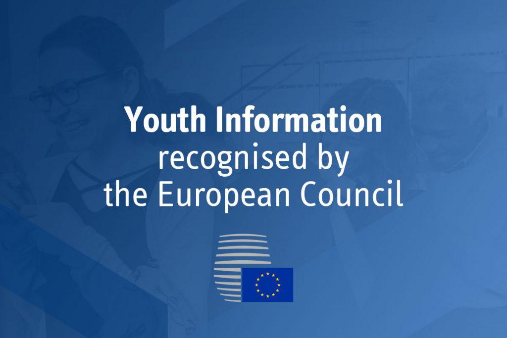 Reconocimiento Consejo Europeo
